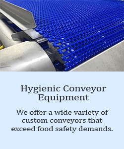 Hygienic Conveyor Equipment