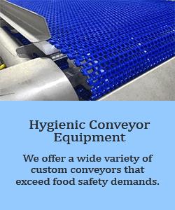 Hygienic Conveyor Equipment