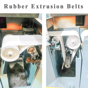 Rubber Extrusion Belts