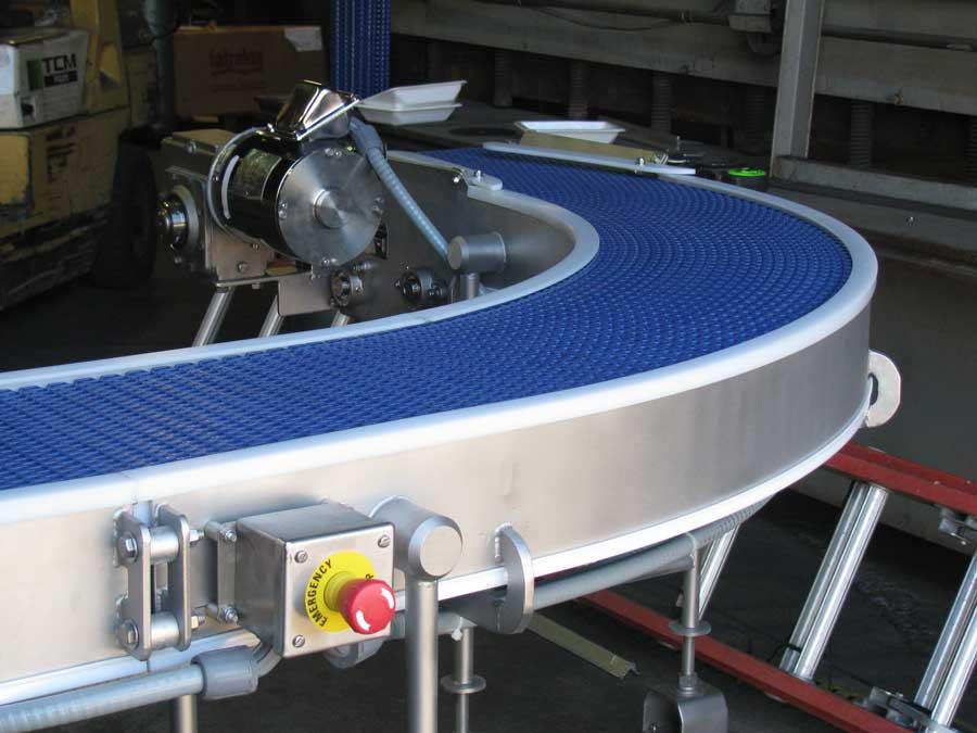 Modular Plastic Conveyor Belting