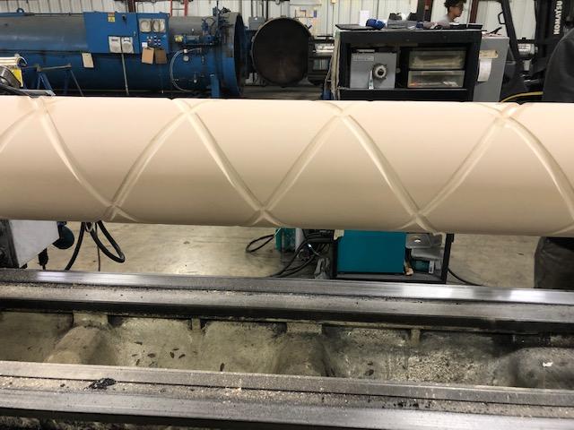 Conveyor Belt Pulley Repair