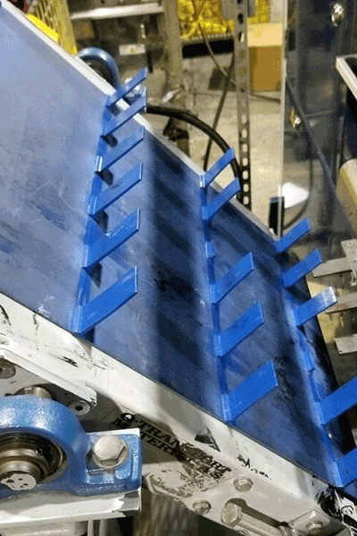 Replacement Conveyor Belts for Food Processing