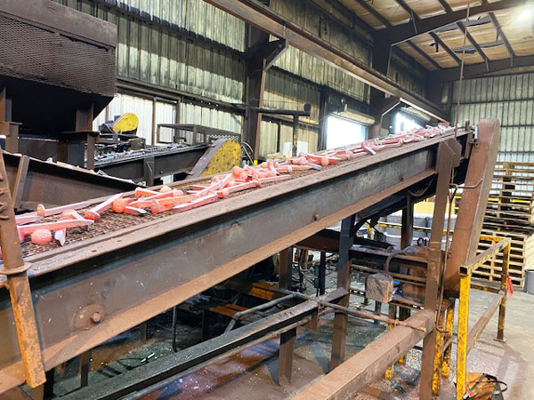 Metal Conveyor Belts